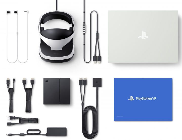 PlayStation VR и PS4 Pro