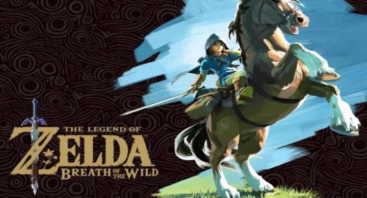 Готовим вместе с Link'ом в новом трейлере The Legend of Zelda: Breath of the Wild