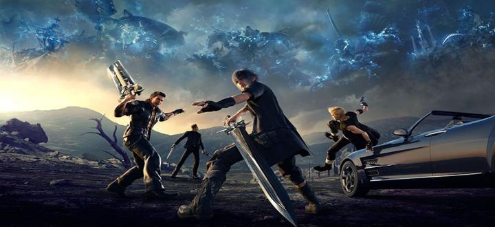 Final Fantasy XV получит поддержку PlayStation 4 Pro