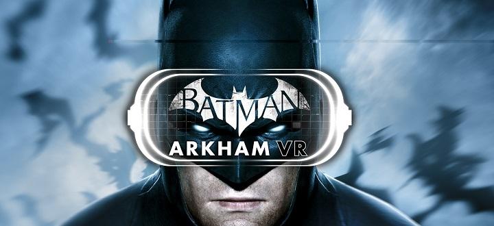 Batman: Arkham VR оказалась ОЧЕНЬ короткой
