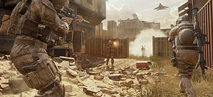 Call of Duty: Modern Warfare Remastered уже сейчас можно скачать и начать играть на PS4
