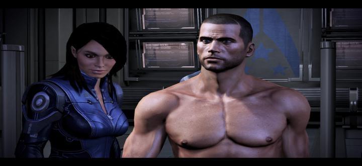 Свершилось! Спустя 4 года фанаты Mass Effect перерисовали сцену секса с Тали. Радуйтесь, фанаты, это так