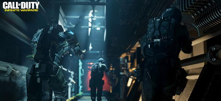 Activision рассказала о бета-тестировании CoD: Infinite Warfare