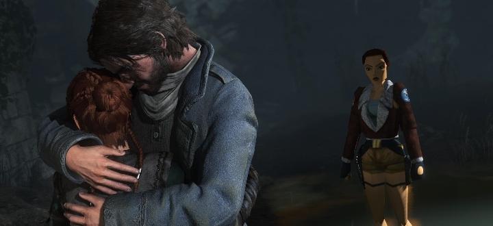 Rise of the Tomb Raider - сравнение графики консольных версий игры