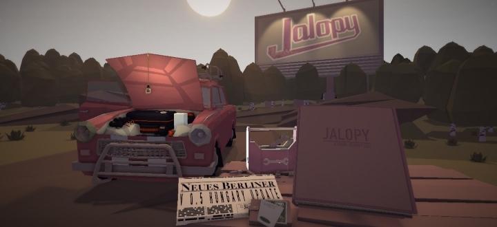 Превью-обзор Jalopy: путешествие длиною в жизнь