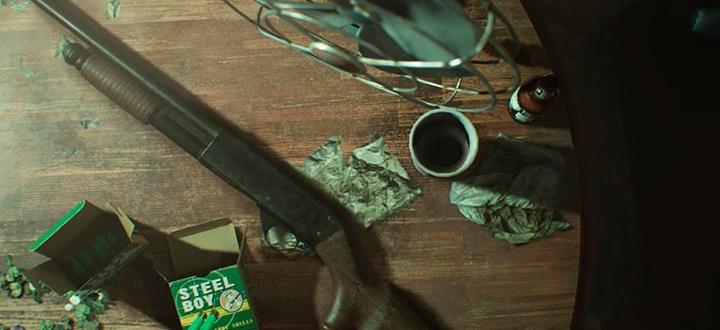 Тизер-трейлер Resident Evil 7 - лечение и один из боссов