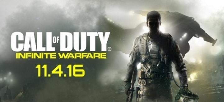 Экшен-трейлер с живыми актерами «Call of Duty: Infinite Warfare»