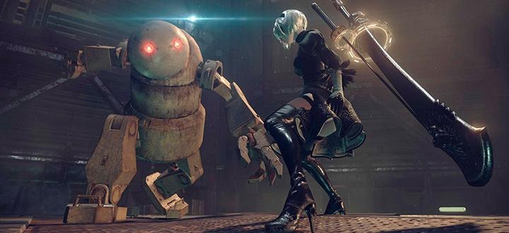 Новые 30 минут геймплея NieR: Automata