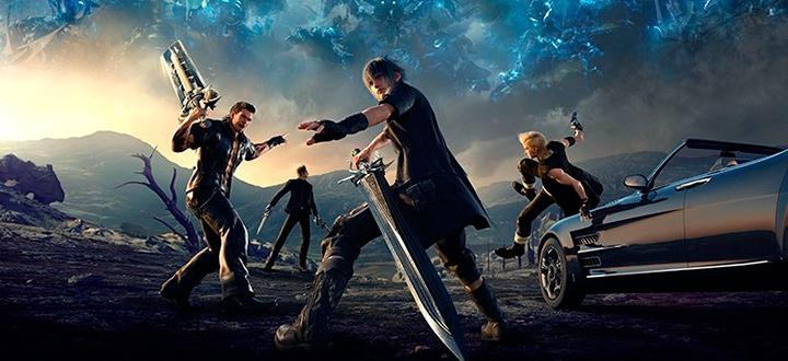 Новый кинематографичный трейлер Final Fantasy XV взорвет ваш мозг. Final Fantasy XV ушла на «золото»