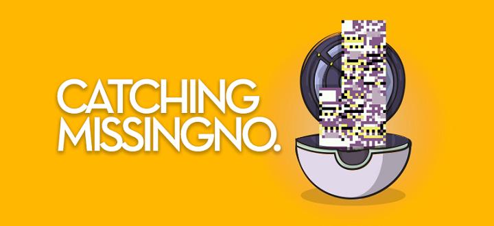Покемонов взломали, чтобы высвободить таинственного покемона Missingno