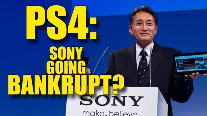 Sony идёт по тонкому льду