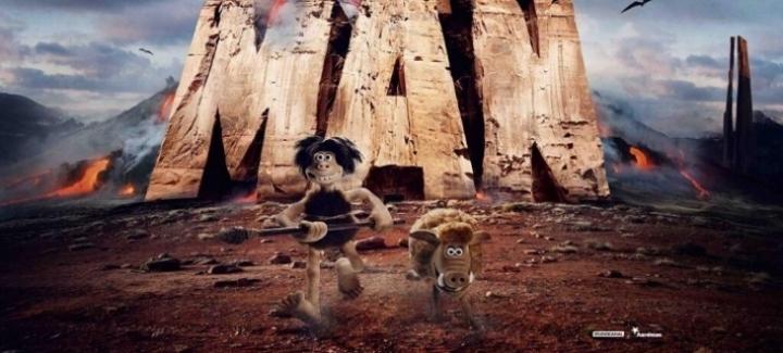 Тизер анимационной ленты «Первый человек»