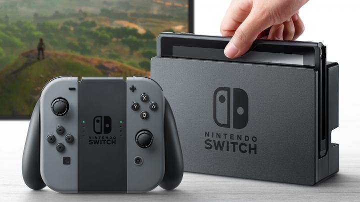 Nintendo Switch - цена, дата релиза и игры для консоли