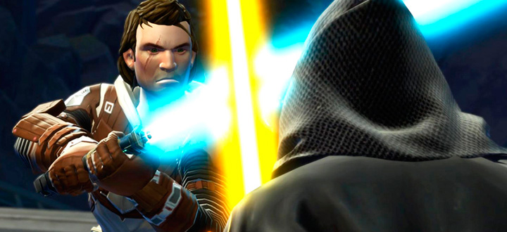 Star Wars: The Old Republic тизер трейлер Rule The Galaxy