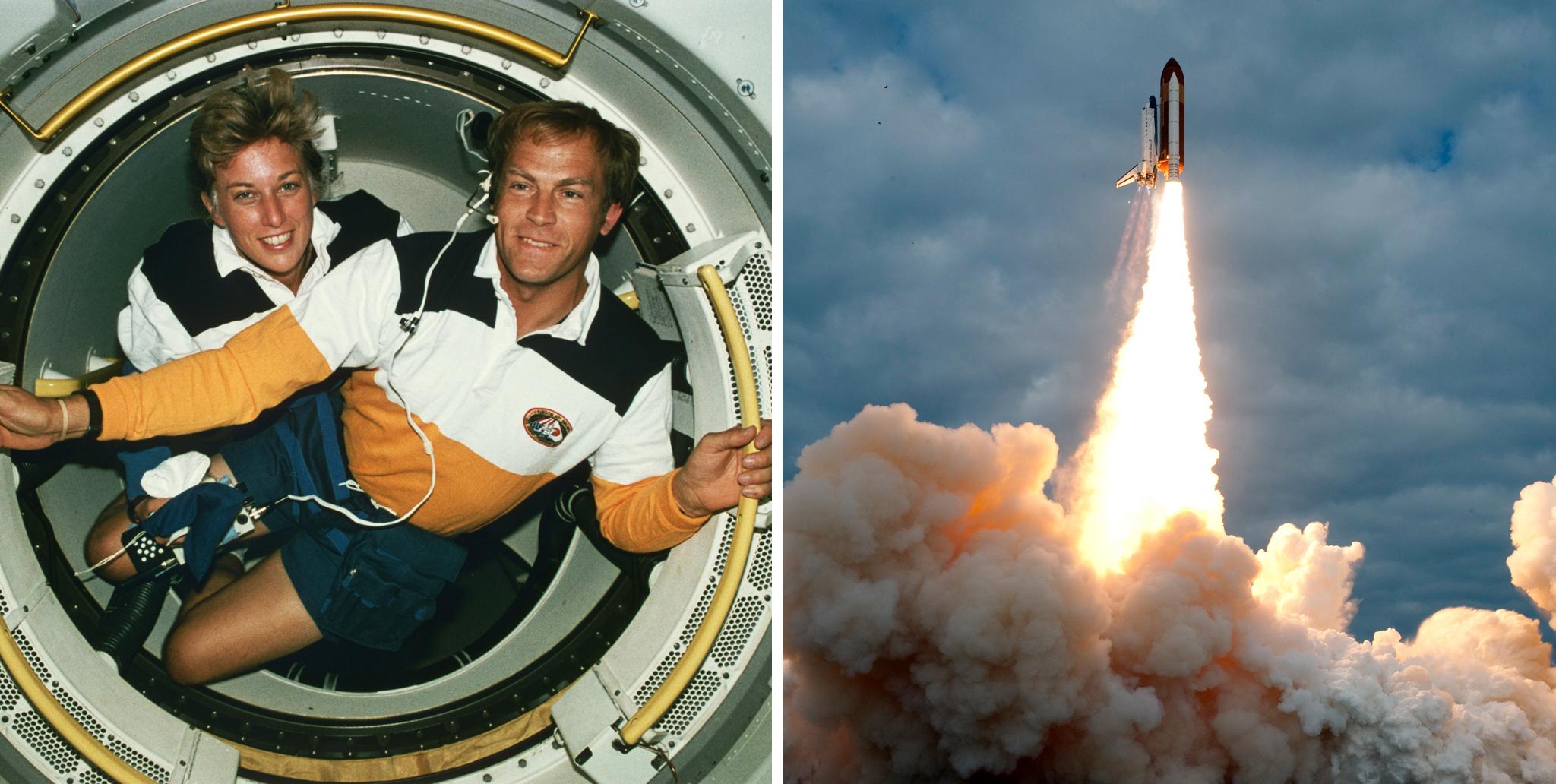 Занимаются ли космонавты в космосе сексом