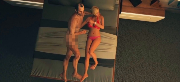 Эротика видео секс во всех играх гта